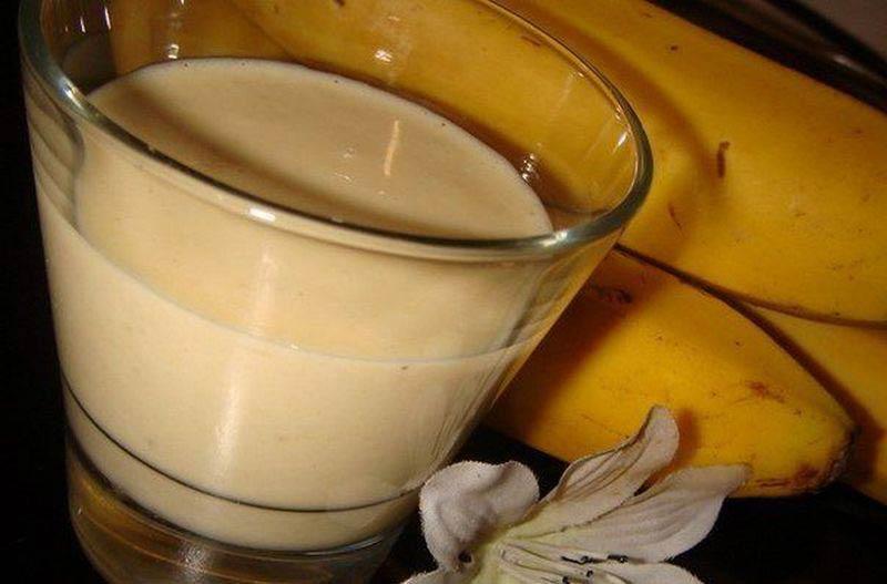 рецепт бананового ликера