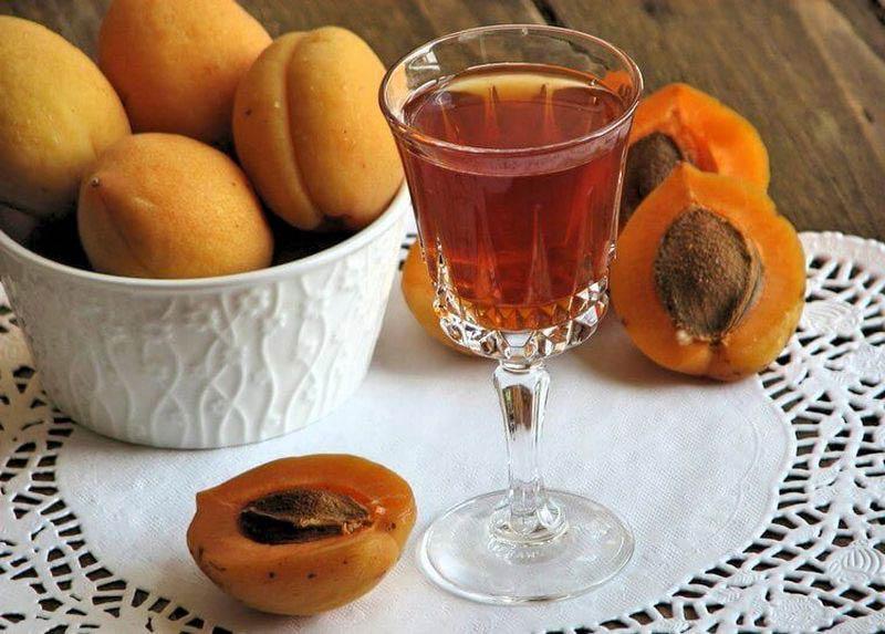 рецепт персиковой ратафии