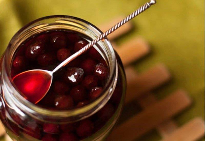 варенье вишни для вина