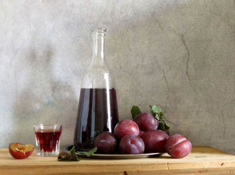 вино из сливы