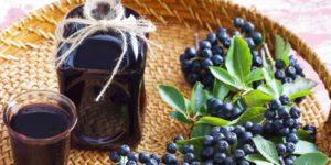 Наливки из черноплодной рябины в домашних условиях — 20 рецептов с пошаговым приготовлением